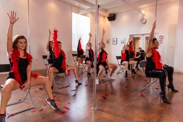Burlesque Workshop in Zaandam