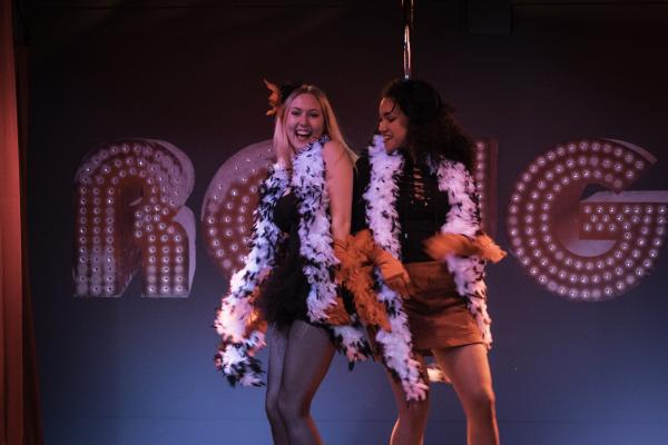 Burlesque Workshop in Zaandam